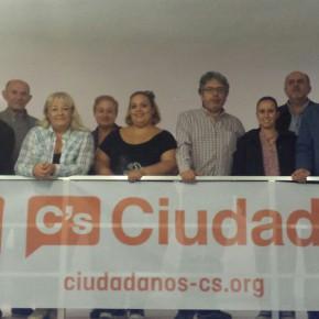 Ciudadanos (C's) de Oropesa del Mar  elige como coordinadora a Araceli de Moya Sancho