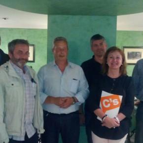 Ciudadanos (C's) de Vinaròs elige como coordinador a Javier de la Rosa