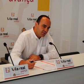 """Vicent reclama """"acabar con las goteras en el comedor del CEIP José Soriano para el inicio de curso"""""""