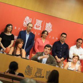 """Mari Carmen Sánchez: """"Aquí estamos los que queremos sumar y seguir trabajando por los valencianos"""""""