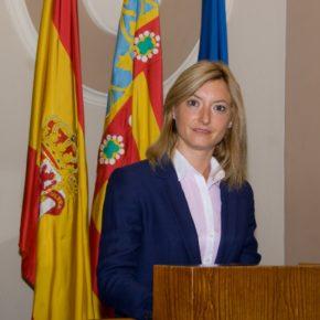 Cs pide al Ayuntamiento realizar la solicitud formal para que la Senyera visite Castellón anualmente