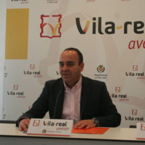 "Domingo Vicent: ""2017 ha sigut l'any dels 'catastrazos' a Vila-real"""