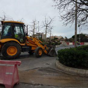 Cs Benicàssim consigue descongestionar el tráfico con la remodelación de la rotonda Sarthou