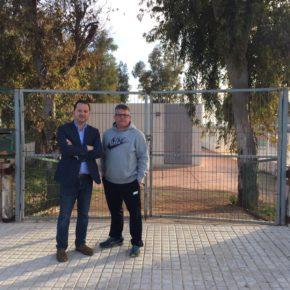 Cs reclama la apertura de las instalaciones del centro social municipal de Benadresa tras tres años abandonado