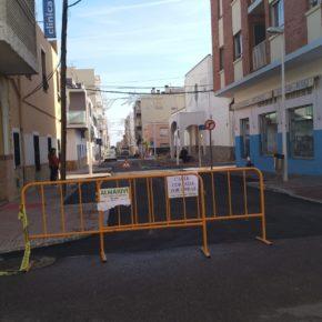 Cs de Oropesa denuncia la parálisis del municipio por las obras excesivas en fechas de afluencia turística
