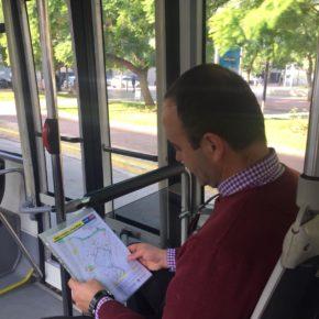 Cs de Vila-real insiste en habilitar ya los horarios y rutas en el bus urbano tras 2 meses de pruebas desastrosas