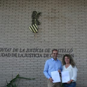 Cs proclama a Cristina Fernández y Domingo Vicent como sus diputados provinciales