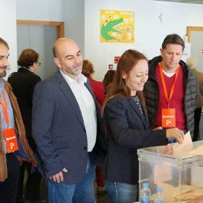"""Julià anima a todos los castellonenses """"a participar de la fiesta de la democracia a pesar del cansancio"""""""