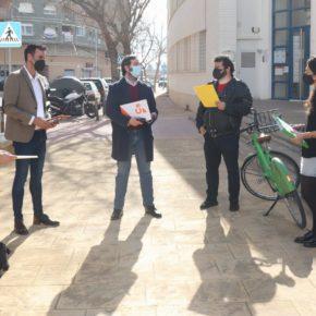 Cs lleva a Les Corts la instalación del medidor de calidad del aire del Grao de Castellón ante la pasividad de los gobiernos